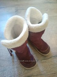 Зимние сапожки Merrell