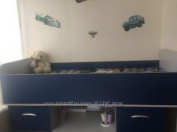 Детская кровать чердак
