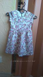 Класне літнє плаття для дівчинки 3-4.