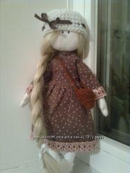 Шьем под заказ Игрушки Куклы Буквы