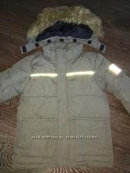 Курточка HM на 5-6 лет