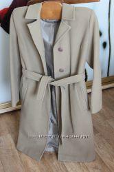 Классическое, кашемировое пальто, р. 44, 46