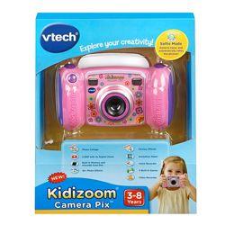Детский фотоаппарат Vtech Kidizoom Camera Pix с видео записью