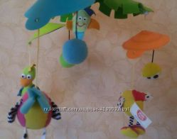 Новый музыкальный мобиль Biba Toys Райские птички