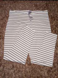 Размер 16-18 Новые красивые фирменные хлопковые пижамные домашние штаны