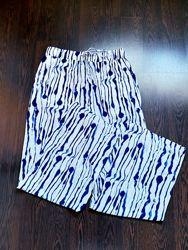 Размер S Стильные фирменные летние штаны