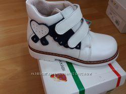 Woopy ботинки новые демисезонные р 29