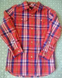 Рубашка Tommy Hilfiger 5-7лет оригинал из Америки
