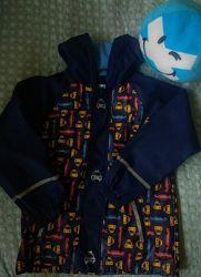 Куртка непромокаемая Lupilu 6-8 лет