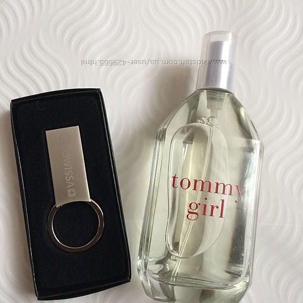 Tommy Hilfiger Tommy girl 100 ml тестер и подарок