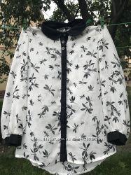 Блуза в стрекозы
