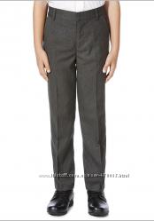 Школьные брюки F&F для плотненьких мальчиков, для рослых
