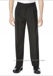 Школьные брюки F&F для мальчиков