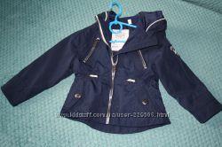 Куртка на девочку р. 92