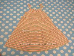 легкое летнее платье George 2-3 года
