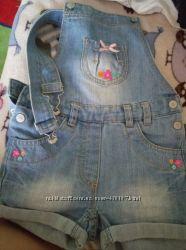Летние симпатичные шорты Topolino 98-104