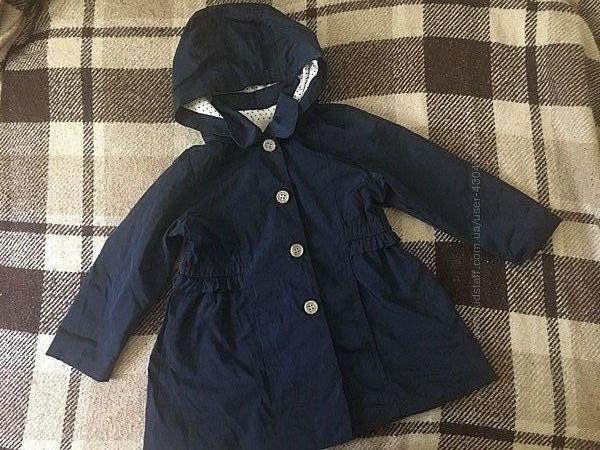 Курточки ветровки Chicco, можно для двойни