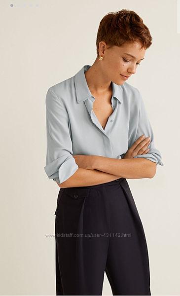 блузки и рубашки Манго с ин. сайта