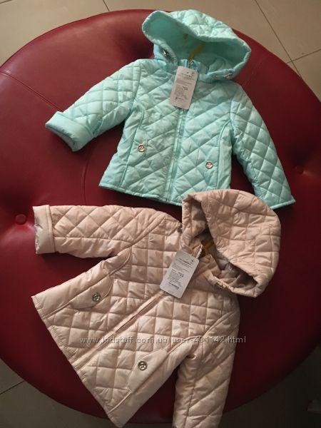 Курточки деми отличного качества р68 до 116