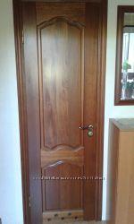 Двери межкомнатные из мербау