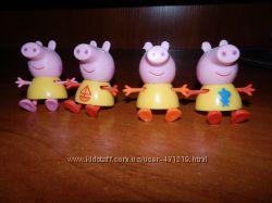 Игрушки  свинка Пеппы