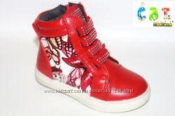 Яркие, стильные деми ботинки наличие все рр. 26-31