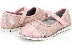 Нежные нарядные туфельки для девочек наличие все рр. 26-31