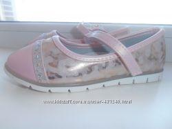Нежные балетки туфельки наличие все рр. 26-31