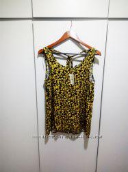 46 р Легкая стильная блузка майка C&A