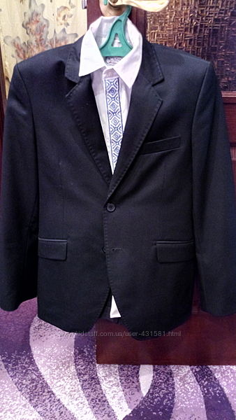 Школьный костюм для мальчика ф-ка Юность
