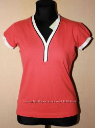 Стильные яркие футболки - поло. Хлопок, Туркменистан. Замеры