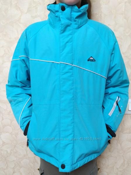 Спортивная термокуртка для девочки. Рост 146-150.
