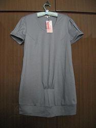Платье туника для беременных ТМ Genika Mamy