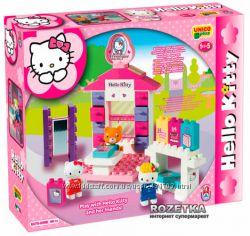 Конструктор Unico Plus Магазин Hello Kitty