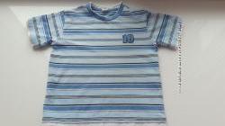 Фирменная футболка Adams на 5-7 лет