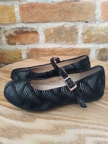Замшевые туфли Braska kids, 28 р