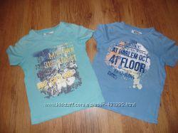 Летние модные  футболочки