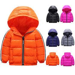 Модная осенняя куртка, 4 цвета, унисекс, 80-120см