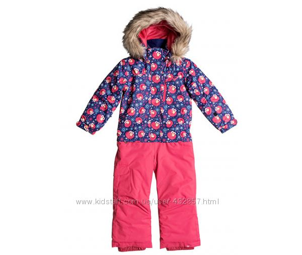 Детский комбинезон Roxy 4-5, 1500 грн. Детские комбинезоны купить Чугуев -  Kidstaff   №24932312 7760eb84e3d