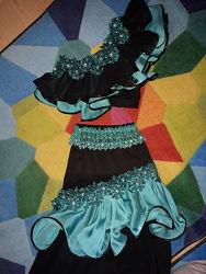 Костюм детский для восточных танцев