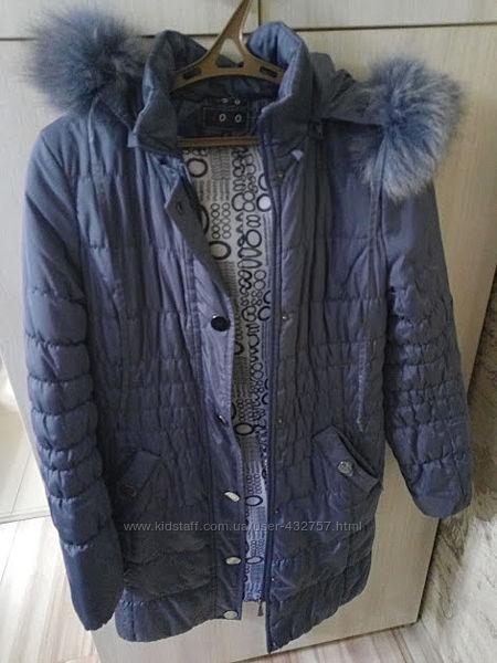Куртка удлинённая демисезонная, р. 46 М