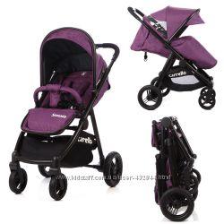 Детская коляска прогулочная CARRELLO Sonata CRL-1416 Grape Purple фиолет
