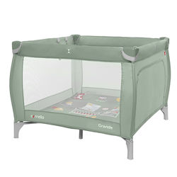 CARRELLO Grande CRL-9204 Mint Green  манеж детский