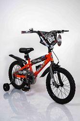 Двухколёсный велосипед 16 дюймов Некст Бой  детский Nexx Boy
