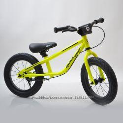 Сигма БРН беговел 12 дюймов велобег с ручным тормозом Sigma BRN 14 и 16 дюй