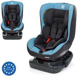 Автокресло Camino Infant 1010 Blue Shadow детское группа 0 1 от 0 до 4 лет