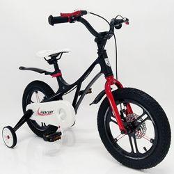 Велосипед детский 14 дюймов Royal Voyage Mercury магниевая рама