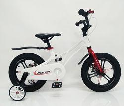 Детский велосипед 14 дюймов Royal Voyage Mercury магниевая рама