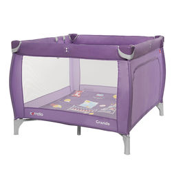 Детский манеж CARRELLO Grande CRL-9204 Orchid Purple