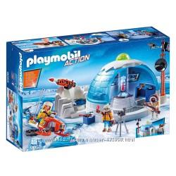 Конструктор Playmobil Штаб арктической экспедиции 9055